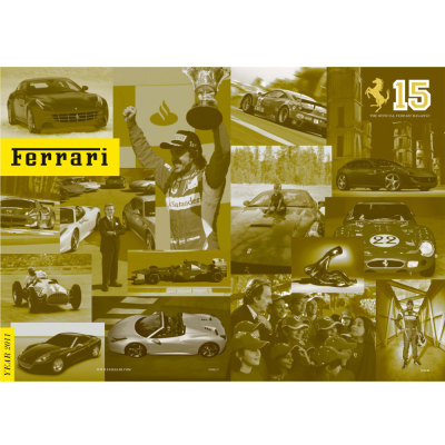 Ferrari 2011 Yearbook