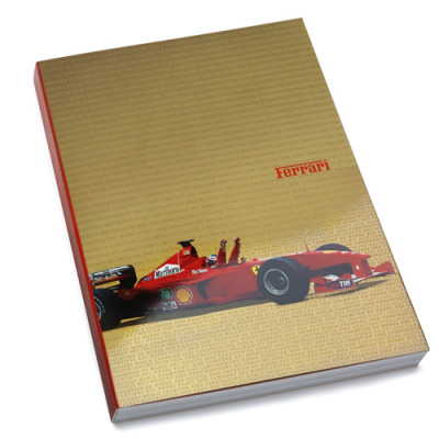 The 2000 Ferrari Year Book