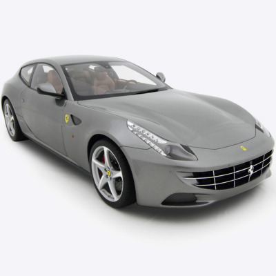 Ferrari FF model in 1:8 scale – Exclusive Web preview