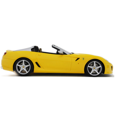 Ferrari SA Aperta model at 1:8 scale
