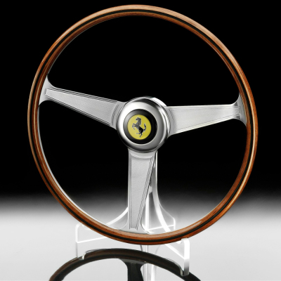 Ferrari 1959-65 steering wheel