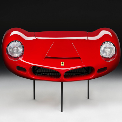 1962 Ferrari 268 SP front end replica