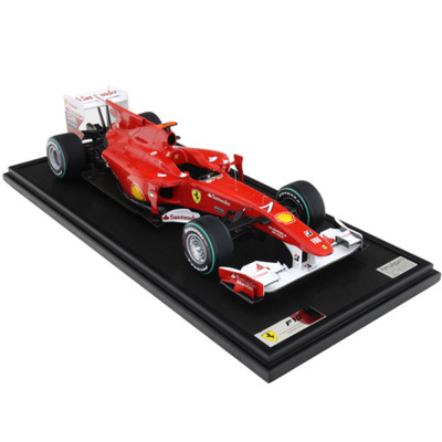 F10 Felipe Massa at 1:8 scale as raced at the 2010 Monza Gran Prix