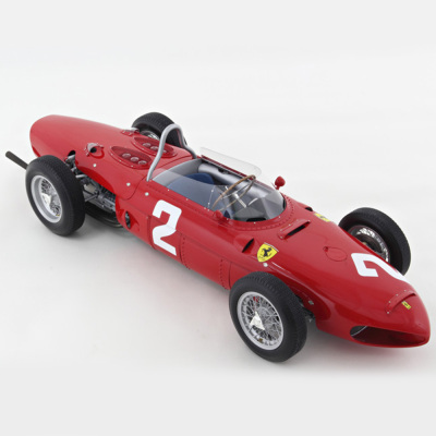 Ferrari 156 F1 'Sharknose' at 1:8 scale