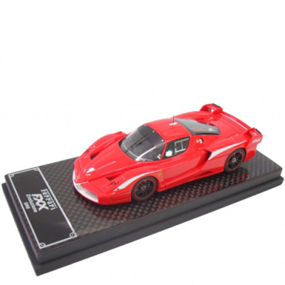 Ferrari FXX Evo model on a scale of 1:43