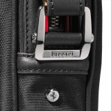 Сумка Ferrari Cavallino Rampante Shoulder Bag Black, артикул 270033154R