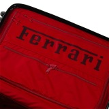 Чемодан Ferrari Large travel trolley from the Ferrari California line Black, артикул 270030770R