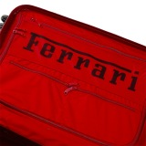 Чемодан Ferrari Small travel trolley from the Ferrari California line Red, артикул 270030774R
