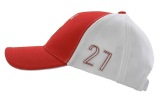 Мужская бейсболка Ferrari Men's Shield Vintage 126 CK Cap, артикул 270034888R
