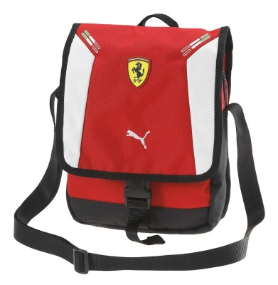 Сумка Scuderia Ferrari Replica Messenger Bag Original Red