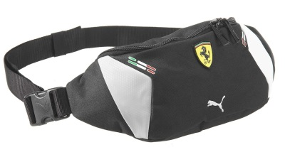Поясная сумка Scuderia Ferrari Replica Waist Bag Black