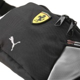 Поясная сумка Scuderia Ferrari Replica Waist Bag Black, артикул 280011187R