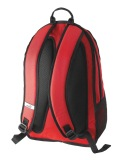 Рюкзак Scuderia Ferrari Replica Slim Backpack Red, артикул 280011182R