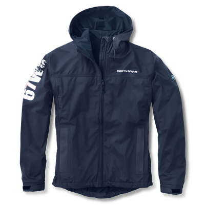 Женская куртка BMW Ladies' Yachting Wind Jacket Dark Blue
