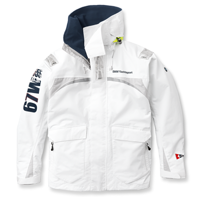Куртка BMW Unisex Yachting Functional Jacket White