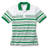 Мужская рубашка-поло BMW Mens Golfsport Polo Shirt, striped, Green White