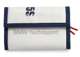 Портмоне BMW Yachting Wallet White, артикул 80212318367
