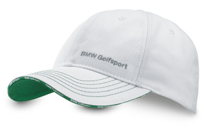 Бейсболка BMW Basic Cap Golfsport White