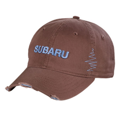 Бейсболка Subaru Distressed Cap