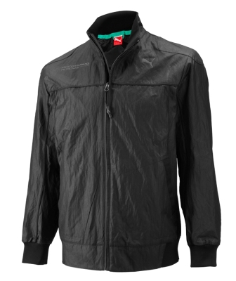 Мужская куртка Mercedes-Benz Men's Jacket Mercedes AMG Petronas, Black