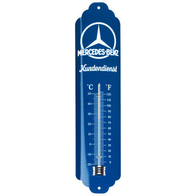 Домашний термометр Mercedes-Benz Thermometer, Blue