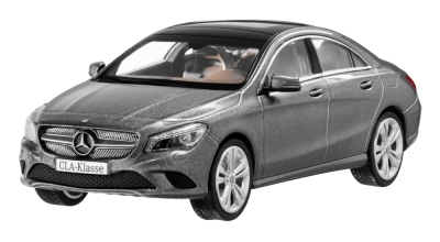 Модель Mercedes-Benz CLA, Scale 1:43, Grey