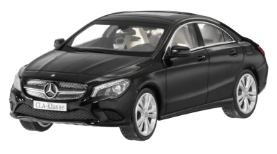 Модель Mercedes-Benz CLA, Scale 1_43, Black