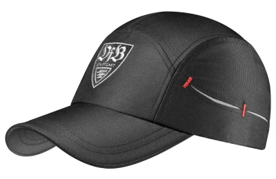 Бейсболка Mercedes-Benz Baseball Cap VfB, Black