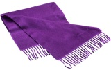 Кашемировый шарф Land Rover Cashmere Scarf Purple, артикул LRSTSB