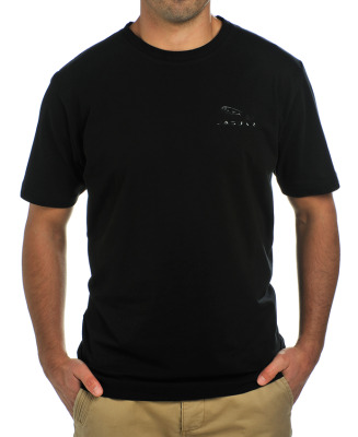Мужская футболка Jaguar Men's Crew Neck T-Shirt Black