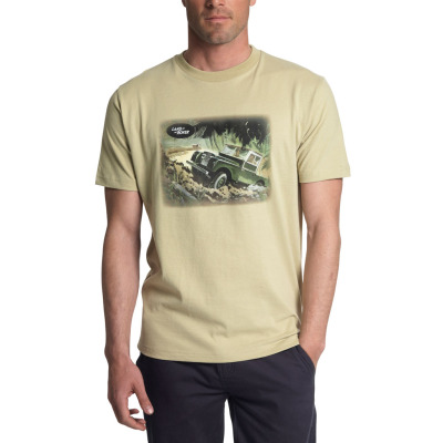 Мужская футболка Land Rover Men's T-shirt Defender