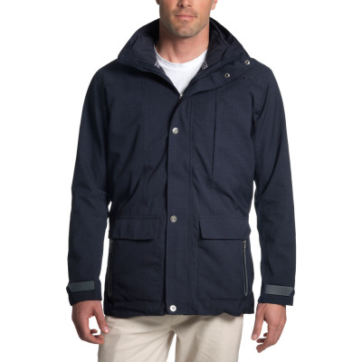 Мужская куртка Land Rover Men's Terrain Jacket Dark Blue