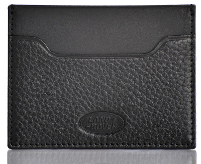 Визитница Land Rover Business Card Case Black