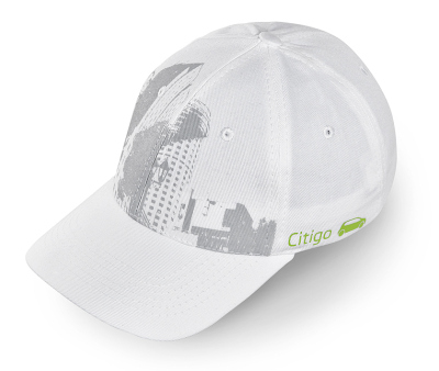 Кепка Skoda Cap Citigo, White