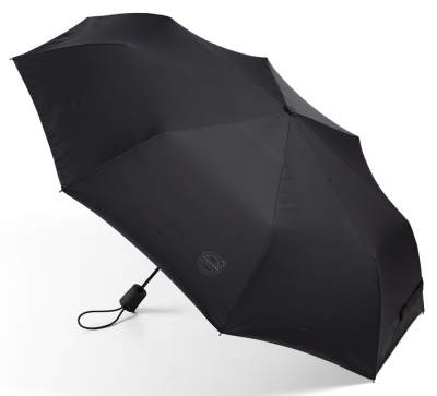 Скаладной зонт Volvo Compact Automatic Umbrella Black