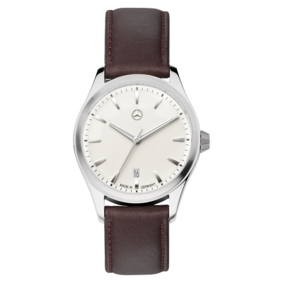 Наручные часы Mercedes-Benz Unisex, Elegant Basic Watch Beige