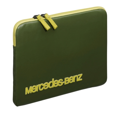Чехол для iPad Mercedes-Benz iPad Case Green