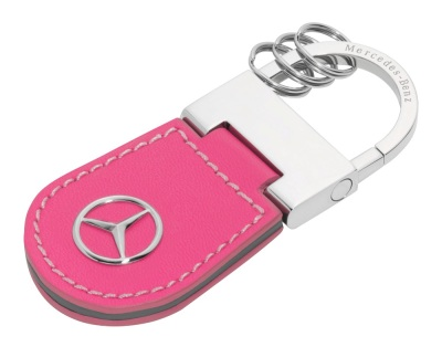 Брелок Mercedes-Benz Keyring Peking Pink