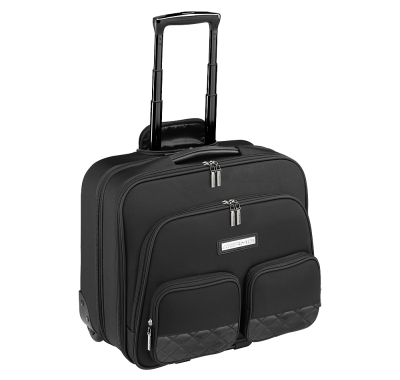 Сумка на колесах Mercedes-Benz AMG Travel Bag Black 2013