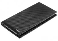Визитница Mercedes-Benz AMG Business Card Holder Carbon Black