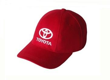 Бейсболка Toyota Baseball Cap, Red