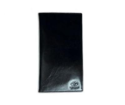 Портмоне Toyota Leather Big Wallet, Black