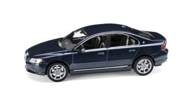 Масштабная модель Volvo S80 Executive Carpian Blue, Scale 1:43