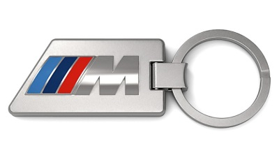 Брелок BMW M Carbon Key Ring Pendant 2013