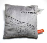 Маленькая подушка Citroen Small Pillow Grey