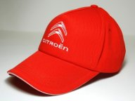 Бейсболка Citroen Baseball Cap Red