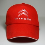 Бейсболка Citroen Baseball Cap Red, артикул CB00000004
