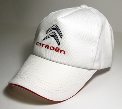 Бейсболка Citroen Baseball Cap White