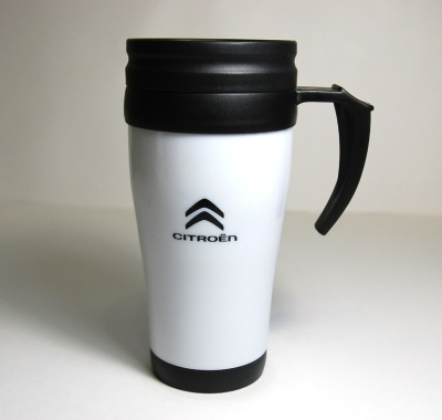 Термокружка Citroen Thermo Mug White