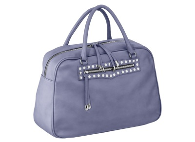 Дамская сумка Mercedes-Benz Ladies Leather Handbag Lilac